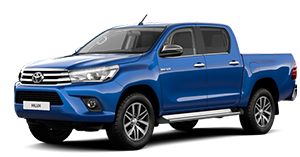 Toyota Hilux - Concessionario Toyota a Piacenza