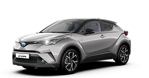 Toyota C-HR - Concessionario Toyota a Piacenza