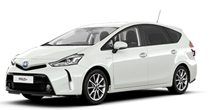 Toyota Prius+ - Concessionario Toyota a Piacenza