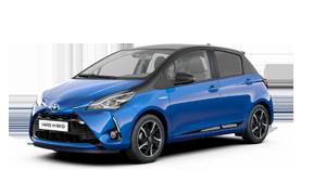 Toyota Yaris - Concessionario Toyota a Piacenza